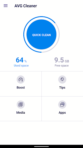 AVG Cleaner screenshot 1