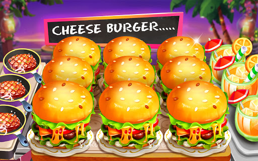 Cooking Fancy:Crazy Restaurant Cooking & Cafe Game screenshot 2