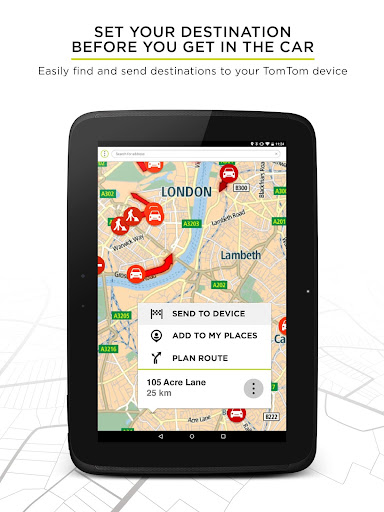TomTom MyDrive screenshot 5