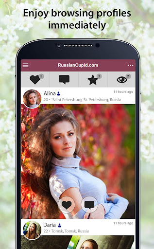 RussianCupid screenshot 2