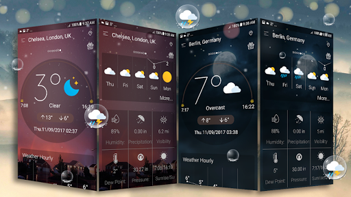 Daily weather forecast screenshot 9