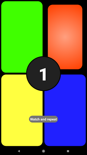 Simon Says - Memory Game screenshot 19