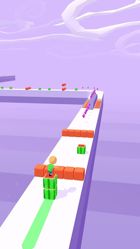 Cube Surfer! screenshot 5