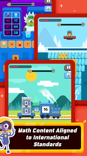 Zapzapmath School screenshot 3