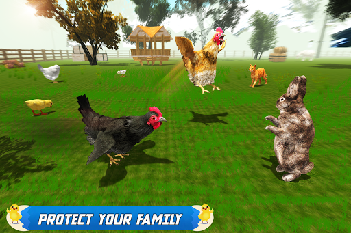 New Hen Family Simulator screenshot 3