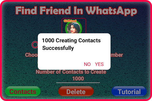 Friend Search for Chat 屏幕截图 4