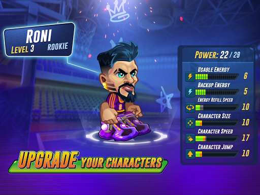 Basketball Arena screenshot 8
