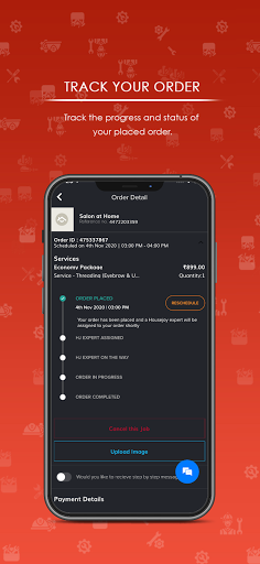 Housejoy-Trusted Home Services screenshot 8