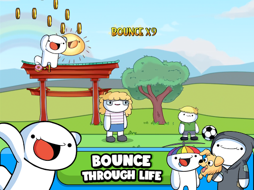 TheOdd1sOut: Let's Bounce screenshot 10