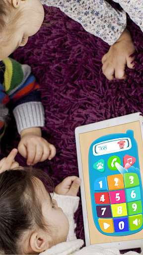 Baby Phone for Kids. Learning Numbers for Toddlers screenshot 1