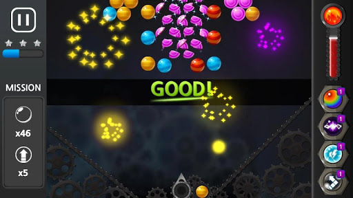 Bubble Shooter Mission screenshot 20