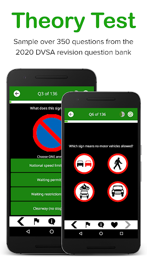 Driving Theory Test Free 2021 for Car Drivers screenshot 1