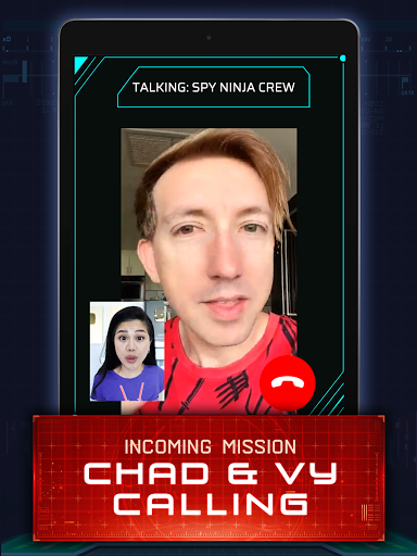 Spy Ninja Network screenshot 11