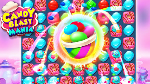 Candy Blast Mania - Match 3 Puzzle Game screenshot 9