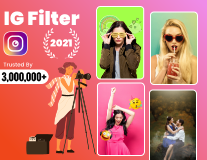 Photo Filters, Effects & Editor for Instagram (IG) screenshot 1