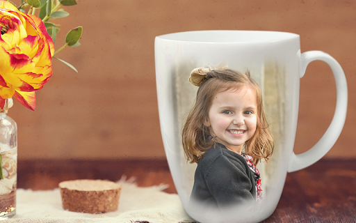 Cup Photo Frames - Photo on Coffee Cup screenshot 7