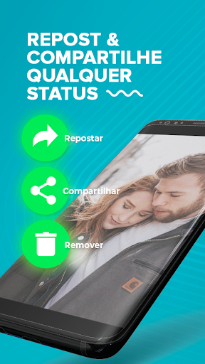 Save status for WhatsApp, download status screenshot 2