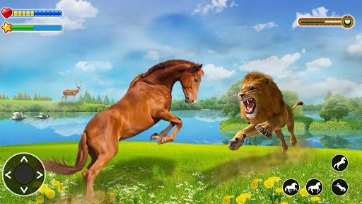 Horse Derby Survival Game: Free Horse Game screenshot 2