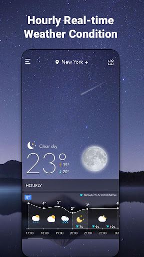 Weather Forecast & Live Weather screenshot 1