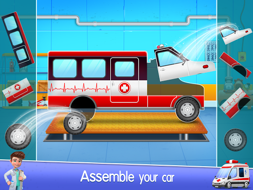 City Ambulance Doctor Hospital screenshot 15
