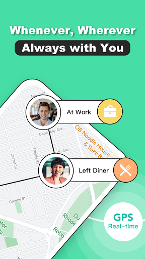 FF: GPS Phone Tracker & Family Locator for Safety screenshot 2