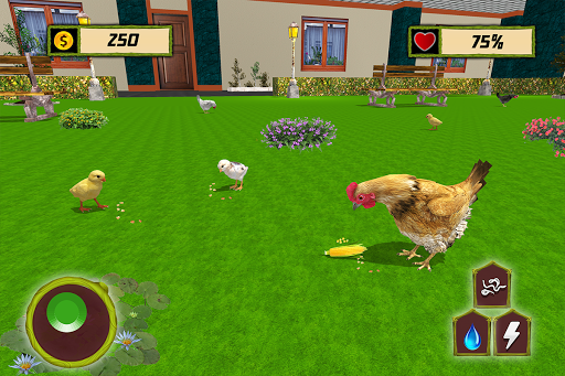 New Hen Family Simulator screenshot 13