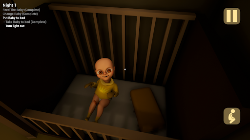 The Baby In Yellow 屏幕截图 3