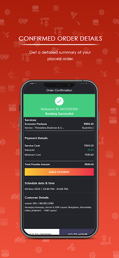 Housejoy-Trusted Home Services screenshot 7