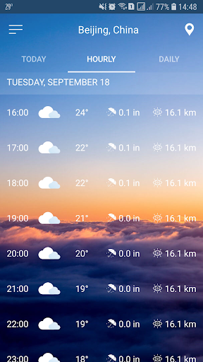 Weather Forecast screenshot 14