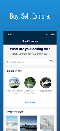 Boat Trader - Boats for Sale screenshot 1