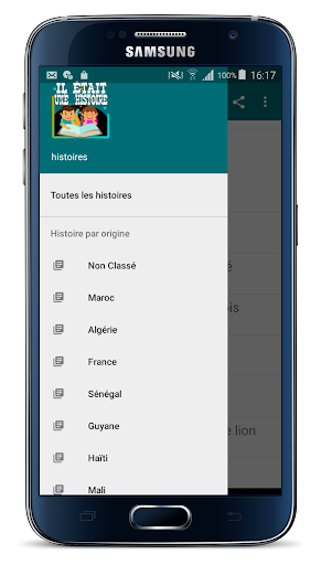 French fairy tales stories (180 Tales + audio) screenshot 2