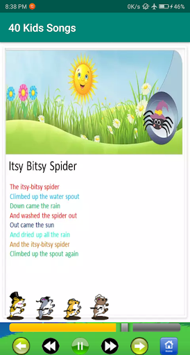 kids song - best offline nursery rhymes screenshot 9