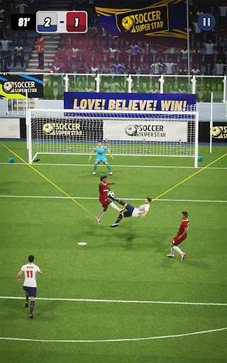 Soccer Super Star screenshot 18