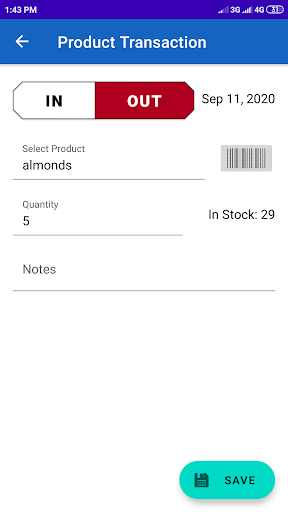 Store Manager: sales record & inventory management screenshot 7