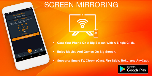 Screen Mirroring Assistant screenshot 1