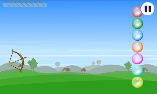 Bubble Archery screenshot 1