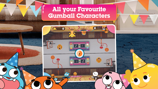 Gumball's Amazing Party Game screenshot 6