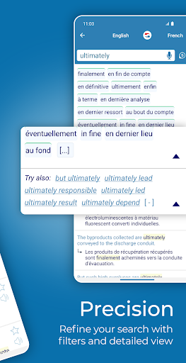 Reverso Translate and Learn screenshot 3