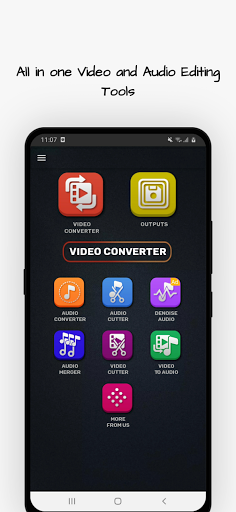 Video Converter, Compressor MP4, 3GP, MKV,MOV, AVI screenshot 2