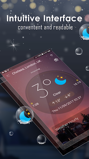 Daily weather forecast screenshot 18