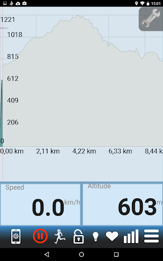 RunGPS Trainer Lite screenshot 8