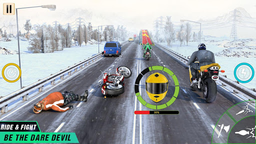 Bike Attack New Games screenshot 9