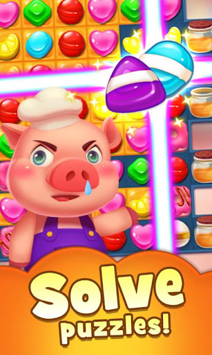 Candy Blast Mania - Match 3 Puzzle Game screenshot 6