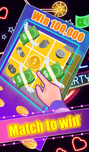 Lucky Scratch—Happy to Lucky Day & Feel Great screenshot 1