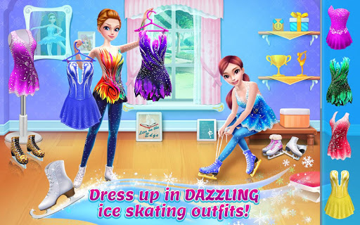 Ice Skating Ballerina screenshot 1