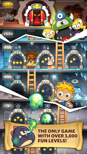 MonsterBusters: Match 3 Puzzle screenshot 7