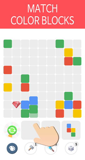 1010! Match Color Blocks screenshot 2
