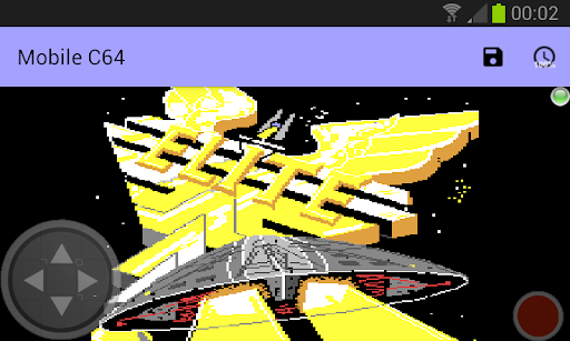 Mobile C64 screenshot 5