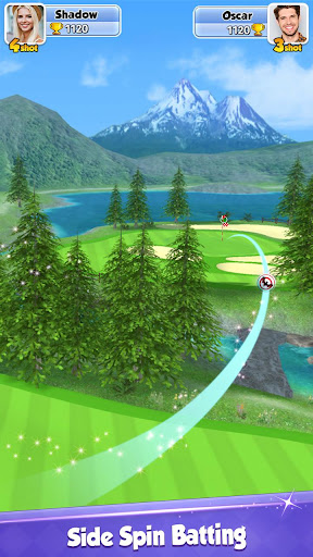 Golf Rival screenshot 3
