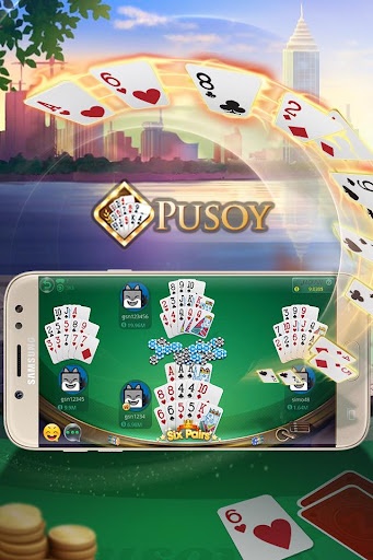Pusoy - Best Chinese Poker for Filipinos screenshot 1